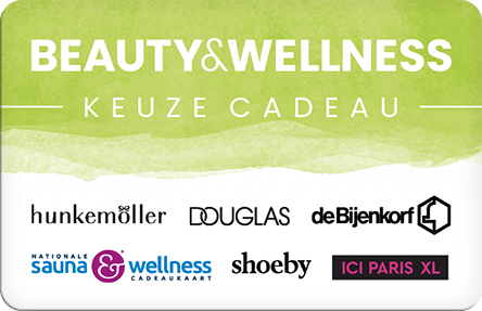 Beauty & Wellness Keuze Cadeaukaart