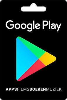 Google Play Cadeaukaart